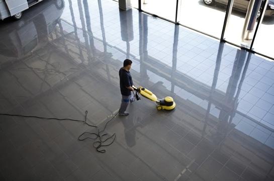 Lapidação de Piso de Concreto Santa Isabel - Polimento de Pisos de Concreto para Interiores
