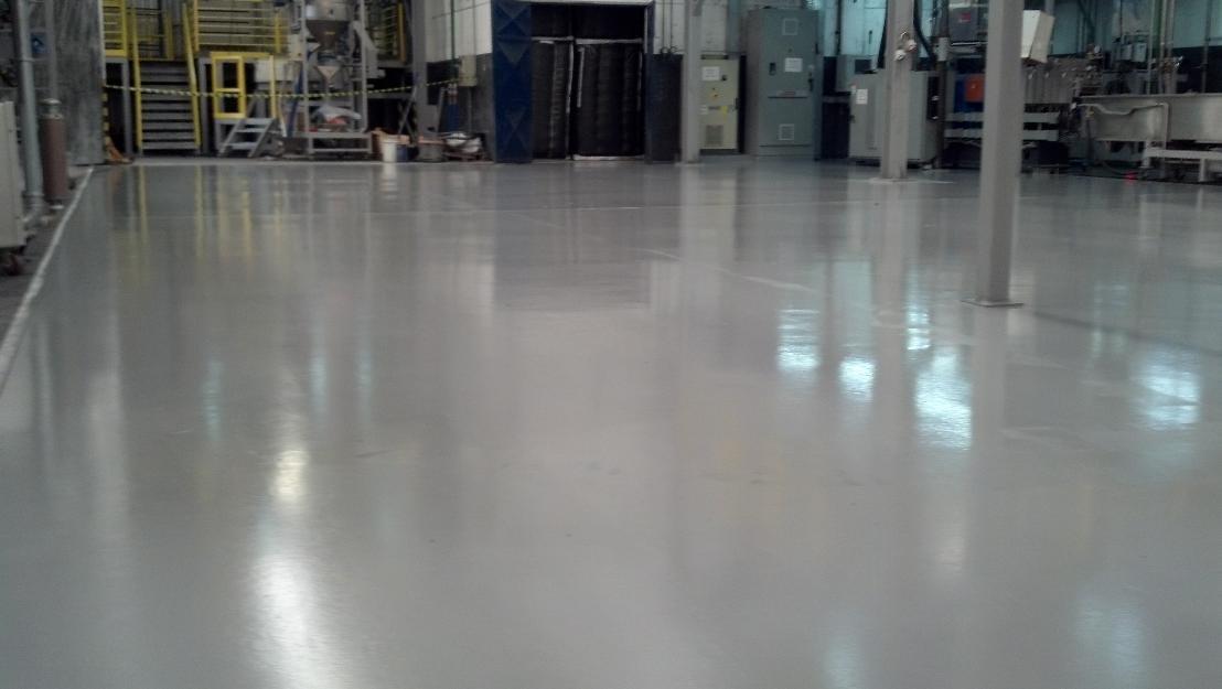 Manutenção em Piso de Concreto Mirante II - Manutenção de Pisos de Concreto