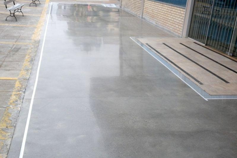 Onde Encontrar Lapidação de Pisos de Concreto Vila Carrão - Pisos de Concreto em Sp