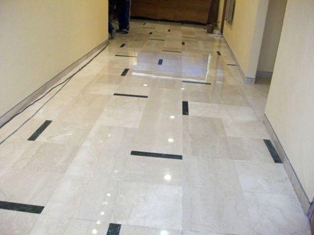Polimento de Mármore Branco Marília - Polimento e Restauração de Mármore