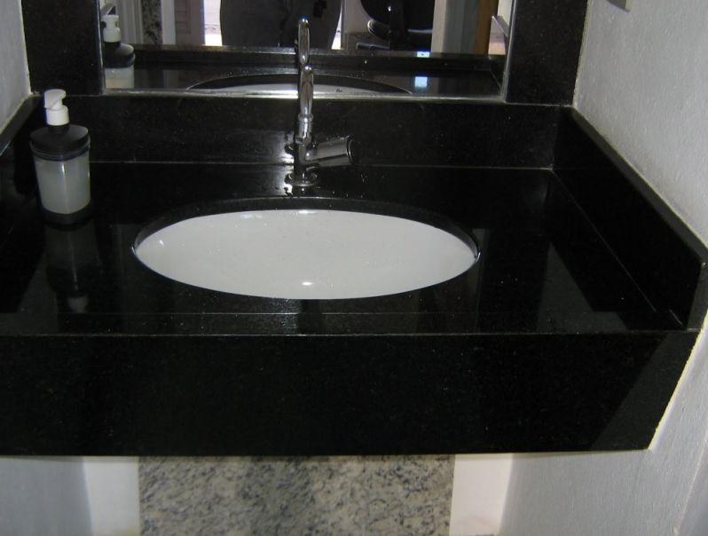Quanto Custa Limpeza de Granito Preto Santana - Limpeza de Granito em São Paulo