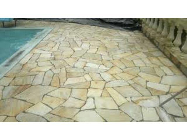 Quanto Custa Limpeza de Pedra de Piscina Núcleo Residencial Vila Francisca - Limpeza de Pedra Portuguesa