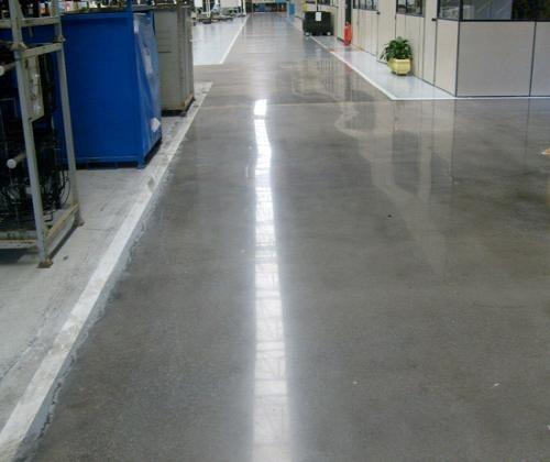 Quanto Custa Polimento de Concreto Santo André - Pisos de Concreto Industrial