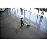 lapidação de piso de concreto Santa Isabel