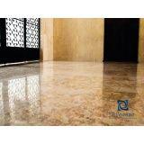 polimento e revitalização de mármore