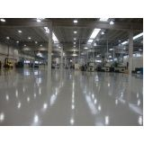 polimentos de piso de concreto Residencial Seis