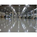 polimentos de piso de concreto Tamboré