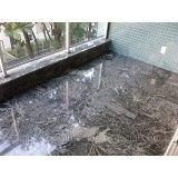 quanto custa polimento de piso de granito Limão